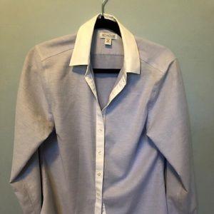 Tops - New medium button down Dress shirt